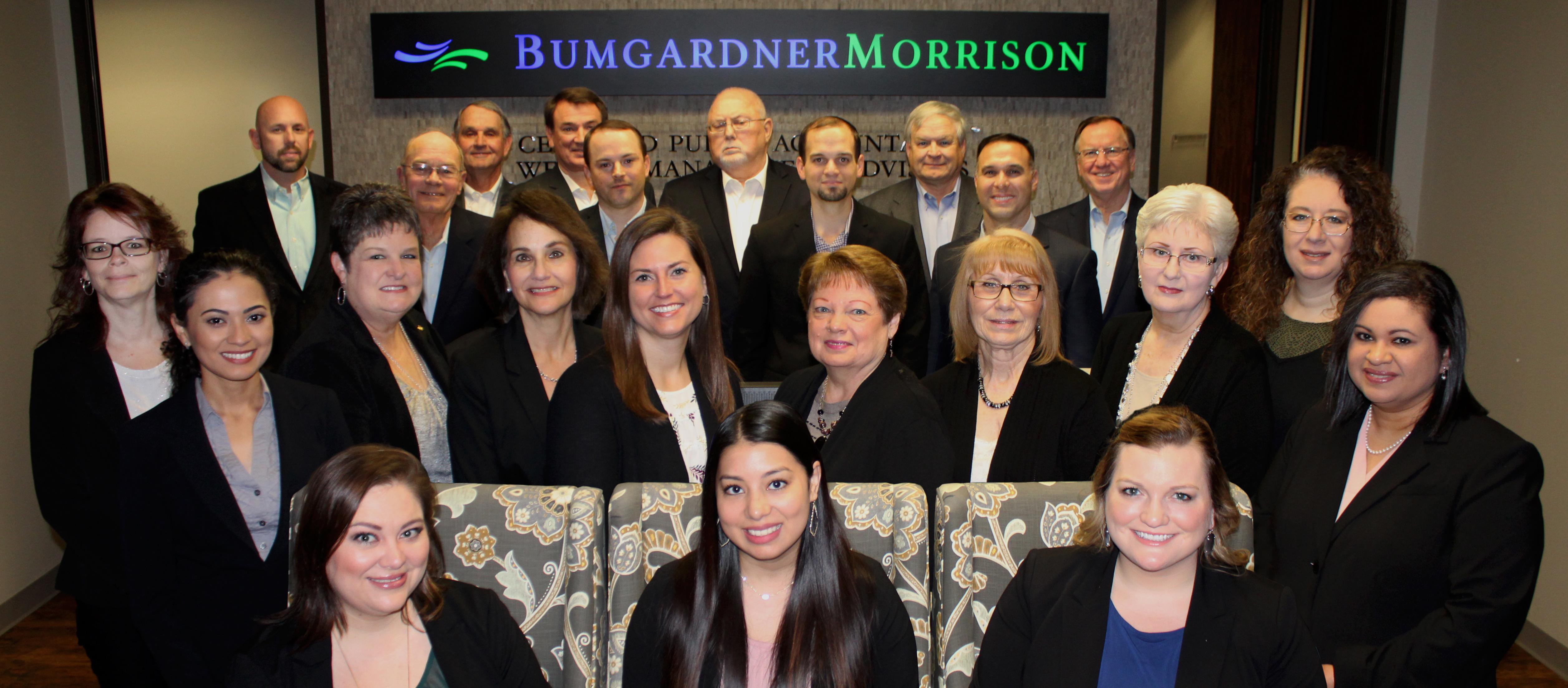All Bumgarner Morrison Staff